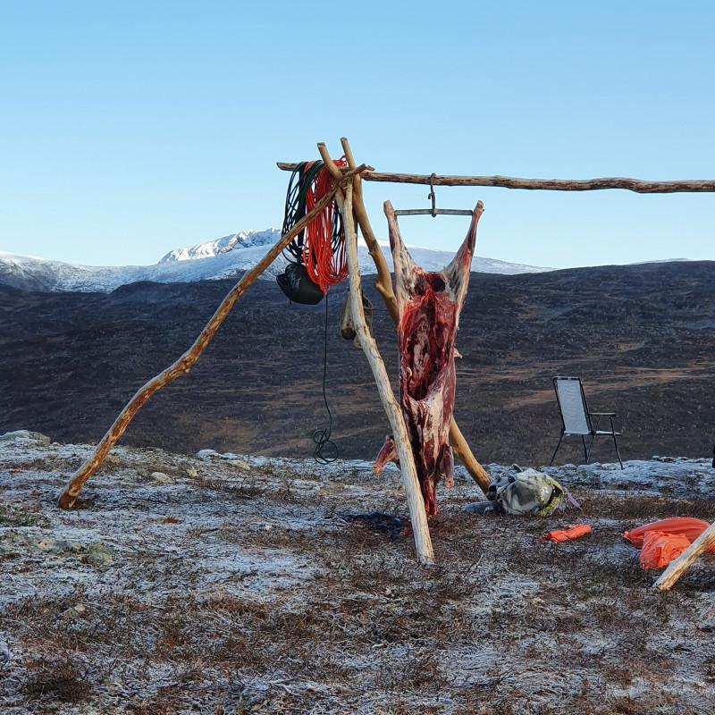 Ekte nordnorsk slakterhåndverk